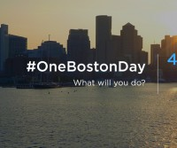 Coming up: One Boston Day and Boston Shines!