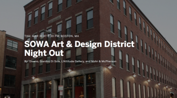 Boston Design Week in SoWa