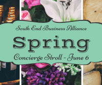 The Spring South End Concierge Tour Could Be Coming to You!