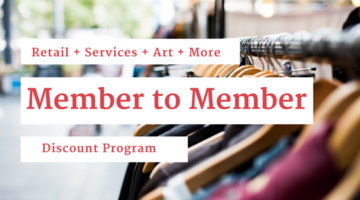 Member to Member Discount Program