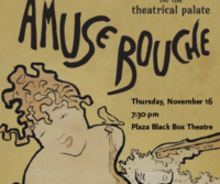 November 16th: Boston Center for the Arts