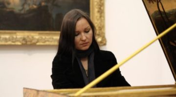 Early Music Evenings: Alina Rotaru, solo harpsichord