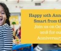 Smart from the Start: October 25th