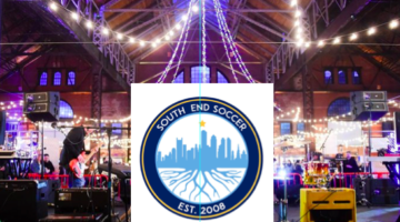 South End Soccer's 10th Anniversary Gala: October 27th