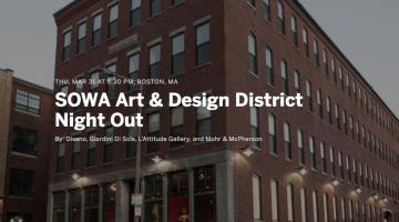 Boston Design Week in SoWa