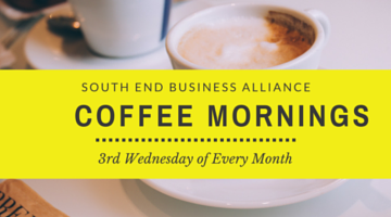 Next SEBA Coffee Morning is November 16th – New time!