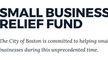 Small Business Financial Relief Fund